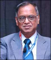 N R Narayan Murthy